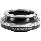 LENSBABY Tilt Transformer for Micro Four Thirds [LBTTM] - Camera Lens Adapter and Bracket